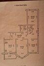 Трёхкомнатная квартира в Новополоцке ул.Денисова, дом 4, Купить квартиру в Новополоцке по недорогой цене, ID объекта - 318200995 - Фото 19