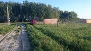 Участок рядом с прудом в Заокском районе - Фото 2