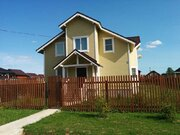 Кп Долматово. Жилой дом в коттеджном поселке. Все коммуникации. 90 км - Фото 5