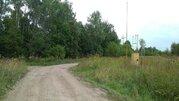Участок ИЖС 26 соток, электричка, асфальтированный подъезд - Фото 3