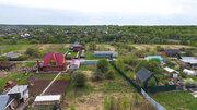 Земельный участок 10 соток в д. Съяново-2, Серпуховского района - Фото 1