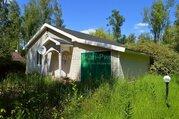 Обжитой дом на лесном участке 40 соток. 75 км от МКАД по Киевскому .
