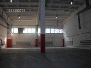 Отапливаемое складское помещение на 1-м этаже. Высота потолка 6 м. Нал