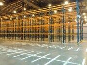 Складской комплекс В+,2700 кв.м, стеллажи, низкая цена
