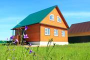Дом в деревне. природный газ. готов полностью. 15соток - Фото 1