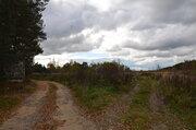 Земля 6,5 га с круглогодичным подъездом, Высокиничи, Жуковский р-н - Фото 1