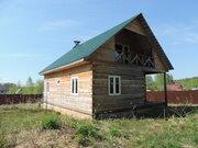 Новый дом 100м2 на уч-ке 15сот. в живописном месте, 85км.от МКАД - Фото 2