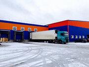 Сдается теплый склад 932м2 в п. Тельмана, Тосненский район
