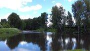 Участок возле леса и пруда - Фото 2