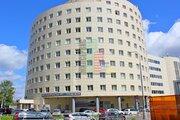 БЦ 3435 кв.м, офисы с отделкой, метро Калужская, Научный проезд 13 - Фото 1