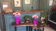 Сеть салонов цветов, Готовый бизнес в Москве, ID объекта - 100066388 - Фото 1