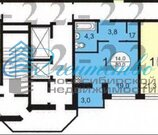 Продажа квартиры, Новосибирск, Ул. Краузе, Купить квартиру в Новосибирске по недорогой цене, ID объекта - 322354955 - Фото 2