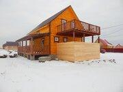 Лот 250 Двухэтажный дом из бруса, общей площадью 111 кв.м. , - Фото 1