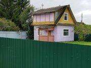 Продам 2-этажн. дачу 40 кв.м. Салаирский тракт, Продажа домов и коттеджей в Тюмени, ID объекта - 504156497 - Фото 4