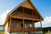 Новый дом в деревне Аленино