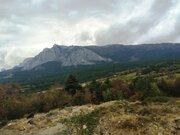 Продажа земельного участка в Гаспре 7.5 соток с видом на море и горы.