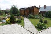 Жилой коттедж с шикарным участком, п. Растущий, 10 км от Екатеринбурга - Фото 2