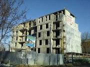 2х уровневая, 4х к. квартира, свободной план площадью 110, 39 м. кв. - Фото 2