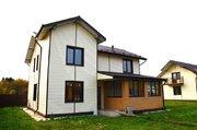 Дом рядом с городом Обнинск Калужской области со всеми коммуникациями - Фото 1