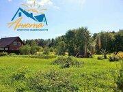 Участок в Заповеднике деревне Трояново Калужской области