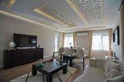 Шикарная двухуровневая квартира 4+2 (6 комнат) с видом на горы и море, Купить квартиру Анталья, Турция по недорогой цене, ID объекта - 329303430 - Фото 2