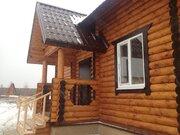 Новый дом в деревне с газом. Ярославское шоссе 83 км - Фото 2