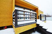 Современный коттедж на участке 13 соток в поселке Солнечный