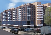 Продается 1 ком кв ул Баррикадная 1, Купить квартиру в новостройке от застройщика в Волгограде, ID объекта - 321450837 - Фото 1