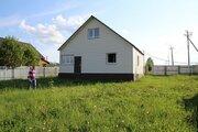 Продается новый дом на участке 25 соток в деревне Лизуново, - Фото 2