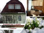 Дом СНТ у д. Любаново 59 км от МКАД - Фото 1