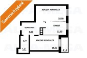 1905 года 73 ЖК La Grande купить 2 комнатную квартиру, Продажа квартир в Новосибирске, ID объекта - 317519365 - Фото 11