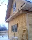 Новый деревянный дом в Мысах Краснокамского района, Продажа домов и коттеджей Мысы, Пермский край, ID объекта - 503468706 - Фото 5