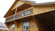 Новый дом с газом 160 кв.м. г. Струнино 92 км от МКАД Ярославское ш. - Фото 3