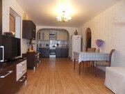 Четырехкомнатная квартира с ремонтом и мебелью