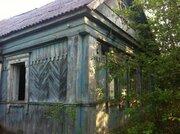 Старый бревенчатый дом на 18 сотках, Рузский район, 80 км. от МКАД