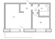 Продаю 1-комн. квартиру 29.5 кв.м, Купить квартиру в Кемерово по недорогой цене, ID объекта - 322568599 - Фото 13
