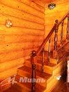 Продаётся современный бревенчатый дом, Продажа домов и коттеджей Пешки, Лотошинский район, ID объекта - 504398797 - Фото 10