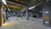 Подземный паркинг в доме Осенний б-р,17а (ном. объекта: 43441)