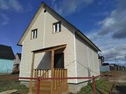 Купить дом из бруса в Солнечногорском районе д. Берсеневка