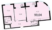 Продам 2к. квартиру. Жукова ул. к.2.2, Купить квартиру в Санкт-Петербурге по недорогой цене, ID объекта - 318417201 - Фото 1