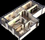Продаётся 4 -комнатная квартира - Фото 2