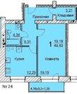 Продаю 1 комнатную квартиру на ул. Златоустинская д. 26, в кирпичном .