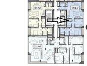 81 640 000 Руб., Вашему вниманию предлагаю пентхаус площадью 109.6 кв. м., Купить пентхаус в Москве в базе элитного жилья, ID объекта - 324974603 - Фото 10