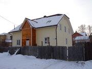 Новый, готовый коттедж, в черте Екатеринбурга, район унц