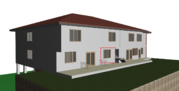 Студия с пропиской в новом доме 24 кв.м - Фото 1