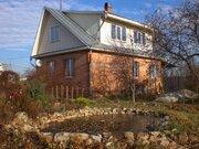 Эксклюзив! Продается дом 80км от МКАД в деревне Чериково