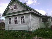 Продам зимний дом 56 кв.м + баня 6*6+ уч.13 Ленинградская обл.г.Любань - Фото 1