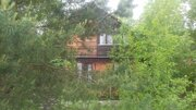 Продается дом в Щелковском районе СНТ Медвежьи озера