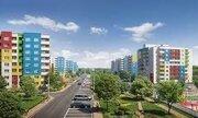 Двухкомнатная квартира для спортивных людей, Купить квартиру в Краснодаре по недорогой цене, ID объекта - 323034389 - Фото 3