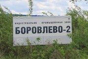 Промышленные земли в Калининском районе